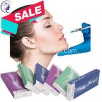 China injectable dermal filler cheeks fillier injection on sale