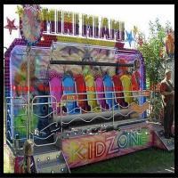 Wholesale Happy kids rides for sale ! amusement park rides mini miami trip hot sale from china suppliers
