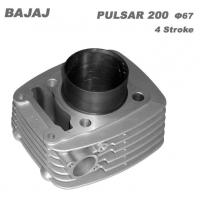 Wholesale 67mm Bajaj Pulsar 200 Aftermarket Motorcycle Parts 57mm Pulsar 150 Motorcycle Cylinder from china suppliers