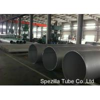 Quality ASTM A312 / A213 / A249 TP 321 Stainless Steel Welded Pipes UNS S32100 WNR 1.4541 for sale