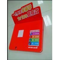 Wholesale Glasses / Cosmetic Product Display Stands , Small Colorful Acrylic Brochure Holders from china suppliers