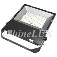 Wholesale Sleek Design 100W Outdoor LED Flood Lights , Philips SMD 3030 LED Floodlights from china suppliers