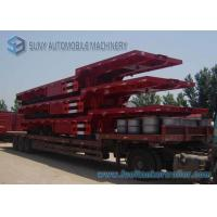 Wholesale 16 m 18 m Extra Long Gooseneck Semi Trailer Load Capacity 50 T from china suppliers