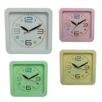 Wholesale square plastic alarm clock for home decoration from china suppliers