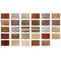 plastic wood floor interlocking wood flooring uv resistant vinyl