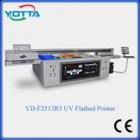 Buy cheap uv flatbed printer for glass 3D effect large format price for sale from wholesalers