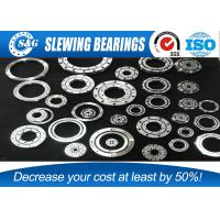 Wholesale Outer Ring Split Cross Roller Bearing , Slewing Ring Bearings For Harmonic Drive Reducer from china suppliers