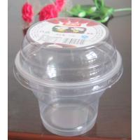 Wholesale Clear Disposable Ice Cream Cups For Yogurt 150ml 5oz 70 Degrees from china suppliers