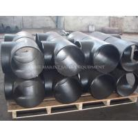 Buy cheap Black Plastic HDPE Material Drainage Pipe 90 Degree Elbow from wholesalers