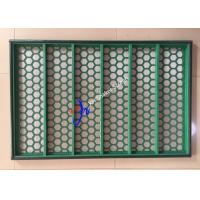 Wholesale Steel Frame FSI Shale Shaker Screen / Oil Mud Vibrating Screen For Oil Industry from china suppliers