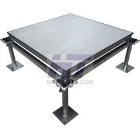 Quality Data Center Portable Raised Floor ESD Conductive Vinyl Wear Resistance for sale