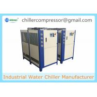 Quality 10HP Air Cooled Industrial Water Chiller for Injection Mould for sale