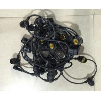 Wholesale Waterproof  IP44 in E14 holiday cable Belt Light 20 meter length from china suppliers