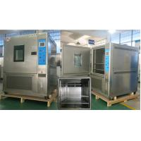 Quality High Low Fast Temperature Cycling Test Chamber with Dia. 50mm Test Hole for sale