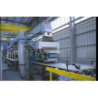 Wholesale 40mm Thickness Corrugated Sandwich Panel  Production Line  With 3m Mini Cutting Length from china suppliers