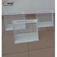 Wholesale Metal Wire Showroom Tile Display Racks Countertop Marble Tile Display Stands from china suppliers