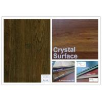 Buy cheap Crystal surface Lamiante flooring G578# 8mm from wholesalers