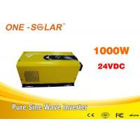 Wholesale 1000W 24V Low  Frequency Solar Powered Inverter With AC Charger from china suppliers