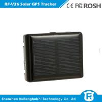 Wholesale Reachfar V26 waterproof mini solar powered cow gps tracker with free APP mobile tracking from china suppliers