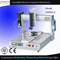Wholesale High Resolution Desktop Auto Glue Dispenser PTP & CP Control Method from china suppliers
