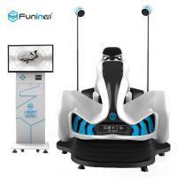Wholesale 220V Motion Seat Racing Games VR Racing 9D Simulator 400kg For VR Club VR Park from china suppliers