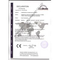 AXNEW Display Technology Co.Ltd Certifications
