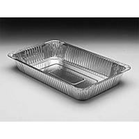 Wholesale Silver Aluminum Foil Baking Pans Food Freezing Deep Rectangle Shape from china suppliers