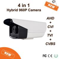 Wholesale Night Vision 4 IN 1 CCTV Camera / IR Waterproof Camera 2.8-12mm 2.0 Megapixel Lens from china suppliers