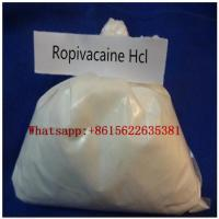 Wholesale Local Anesthetic Powder Ropivacaine Hydrochloride Injection for Pain Relief Steroids from china suppliers