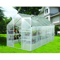 Wholesale 6x4 Commercial Compact Walk in Greenhouse , Small Hobby DIY Greenhouse For Plant Nursery from china suppliers