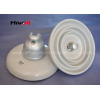 Wholesale ANSI 52-3 White Disc Suspension Insulator For Distribution Power Lines from china suppliers