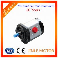 Wholesale Bi - directional Hydraulic Gear Motor Efficiency With Rated Speed 1500 - 2000rpm from china suppliers