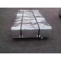 Wholesale SGCC430 DX51D+Z Galvanised Steel Sheet Roofing Steel Sheet Heat Resistant  for Electron from china suppliers