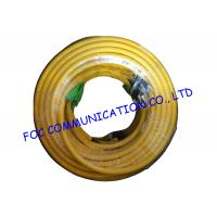 Wholesale Indoor custom 24 Core Breakout Fiber Network Cable FC / UPC - E2000 / APC SM G.652D from china suppliers