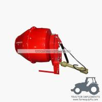 Wholesale 5CM - 3 point hitch PTO Cement Mixer ,concrete mixer  200lit from china suppliers
