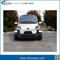 Wholesale Air conditioner electric vehicle/car/automobile with 120km mileage for one charge from china suppliers