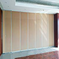 Wholesale Sound Proof Hanging System Aluminum Folding Sliding Doors for Restaurant from china suppliers