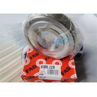 Buy cheap Good quality chorme steel FAG brand 45X100X25 mm 6309 - 2ZR bearing from wholesalers