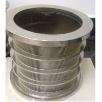 Wholesale Pressure Screen Basket for pressure screen from china suppliers