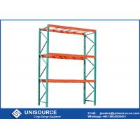 Wholesale Rust Protection Teardrop Pallet Rack High Capacity Steel For Cold Storage from china suppliers