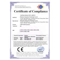Shenzhen Guanghua Tech Co.,Ltd Certifications