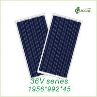 Wholesale 270W / 275W 36V Polycrystalline Solar Panels Grade A ISO 9001 Certified from china suppliers
