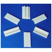 Wholesale High Mechanical Strength Smooth Surface, White 95% AL2O3 / Alumina Ceramic Straighteners from china suppliers