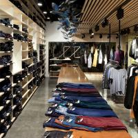 Used Clothing Shoe Store Fixtures
