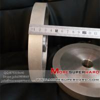 Wholesale CBN grinding wheels for sharpening turning tools from china suppliers