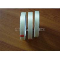 Wholesale 0.185mm Thermal Insulation / Electrical Insulating Materials Fiberglass Adhesive Tape from china suppliers