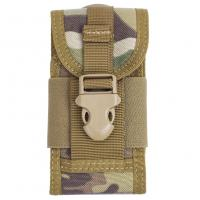 Wholesale Cell Phone Tactical Waist Pack Hiking , Molle Waist Pack Nylon from china suppliers