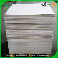 Wholesale White Coated Duplex Board Paper with Grey Back 250g-500g duplex board from china suppliers