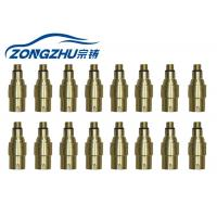 Wholesale W220 Mercedes Air Suspension Parts , Front Copper Shock Valve from china suppliers