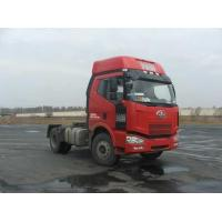 Wholesale FAW 4*2 container semi-trailer tractor truck CA4180P63K2E4X from china suppliers
